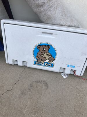 Koala kare changing table for Sale in Los Angeles, CA