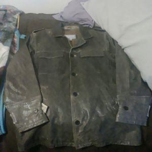 Wilson Leather Jacket Size L for Sale in Seattle, WA