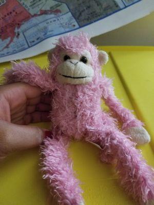 Stuffed monkey for Sale in Troy, NY
