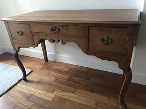 "DESK-entryway/console/buffet! vintage. 46""L x 20""w x 30"" H for Sale in Vero Beach, FL"