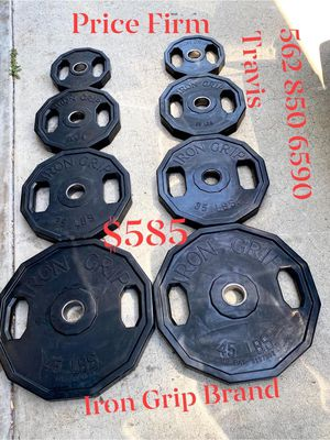 Weight Plates for Sale in Pomona, CA