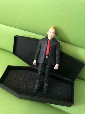 My Chemical Romance action figure Bob Bryar for Sale in St. Petersburg, FL