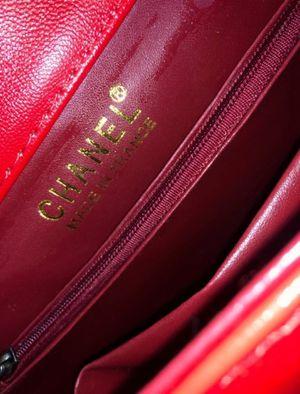 Chanel Boy Medium Red Caviar Bag for Sale in Yuma, AZ