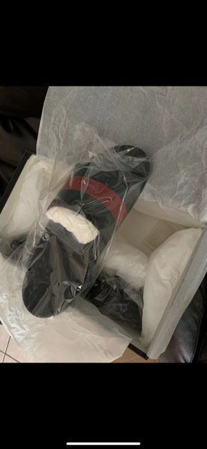 Gucci slides size 10.5 for Sale in Upland, CA