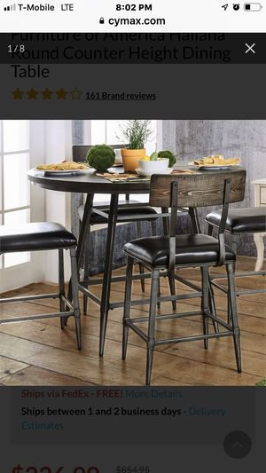 Haliana Pub style Kitchen table for Sale in Houston, TX