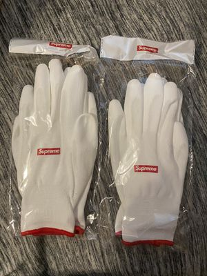 Supreme rubberized gloves. 2 pair for Sale in Pembroke Pines, FL