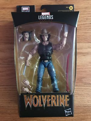 Marvel Legends X-men Cowboy Hat Wolverine for Sale in Evergreen Park, IL