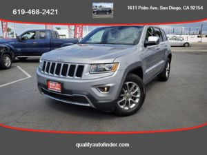 2015 JEEP GRAND CHEROKEE LIMITED for Sale in San Diego , CA