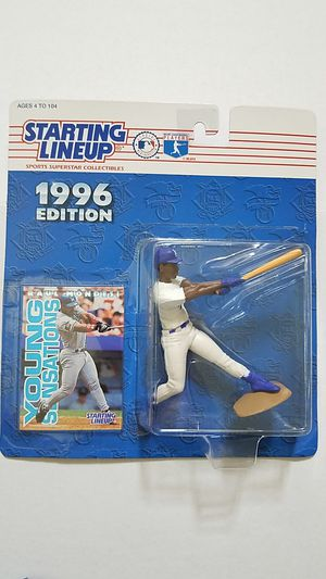 Starting lineup 1996 Edition Raul mondesi for Sale in Kissimmee, FL
