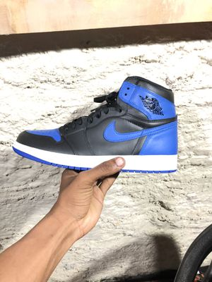 """Jordan 1 """"royal"""" size 10 DS for Sale in Cleveland, OH"""