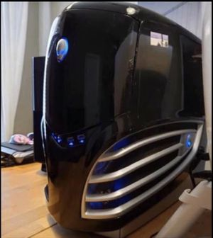 Alienware Area 51 x58 Gaming Computer 1TB HD 6GB Ram i7 processor $300 firm MSRP $6500.00 (2008) for Sale in Davie, FL