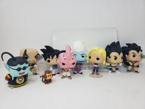 Dragon Ball Z DBZ Funko Pop Figures for Sale in Buechel, KY