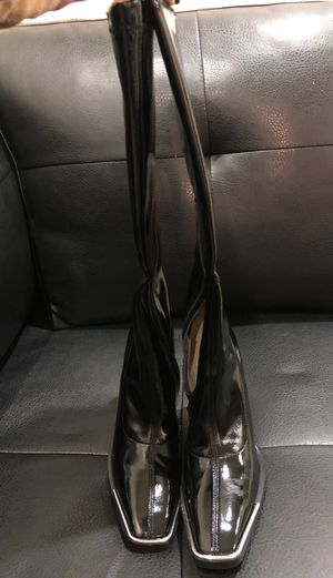 Alexander wang patent leather boots for Sale in Rosemead, CA