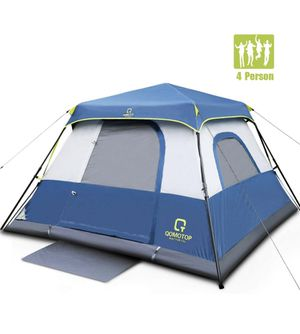 4 Person Instant Setup Tent for Sale in Lake View Terrace, CA