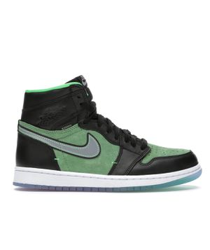 nike air jordan retro 1 zoom black green 420 limited from snkrs app *ARRIVES TUESDAY* size 8 for Sale in The Bronx, NY