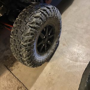 Rzr Tires And Wheels for Sale in Mesa, AZ