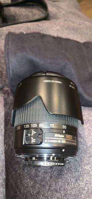 Nikon lens for Sale in Waterloo, IA