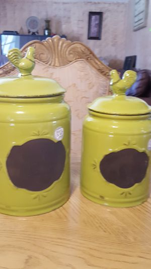 Kitchen canisters for Sale in Glendale, AZ