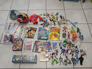 Vintage toy lot for Sale in Fresno, CA