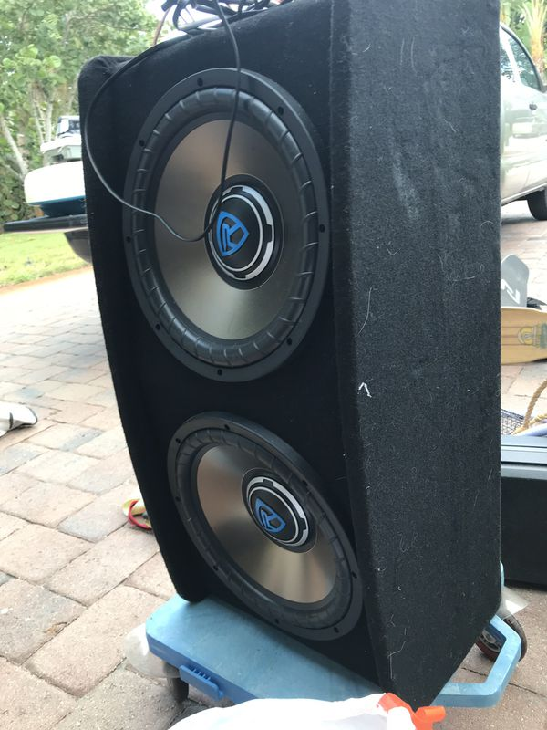 Rockville two twelves