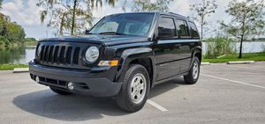 2016 Jeep Patriot for Sale in Pompano Beach, FL
