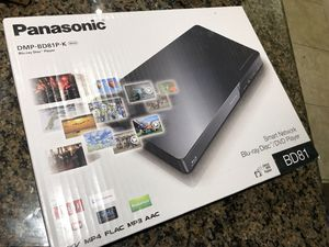 Brand New Panasonic Blu-ray Disc / DVD Player for Sale in Oakland Park, FL