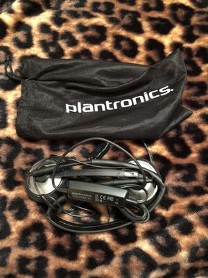 plantronics 478 usb headset for Sale in Beaumont, TX
