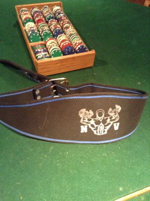 Weightlifting Back support belt ONLY $10 for Sale in Midlothian, IL