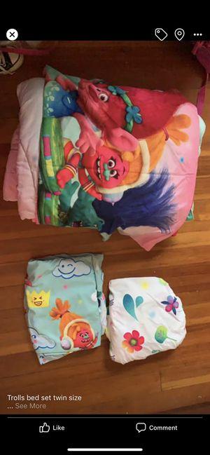 Troll bed set for Sale in Cumberland, RI