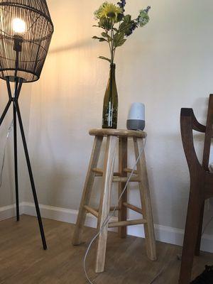 Wooden multipurpose stool for Sale in Sunnyvale, CA