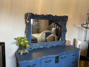 Vintage shabby chic mirror for Sale in Costa Mesa, CA