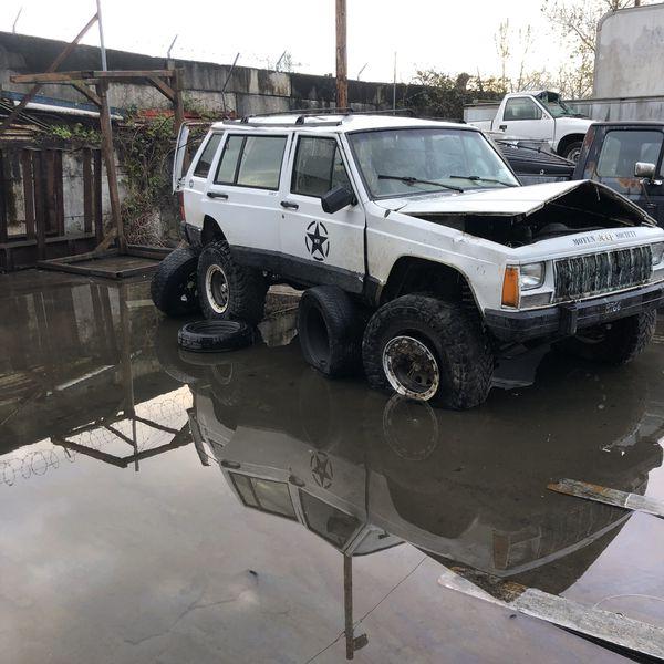 Jeep Cherokee parts