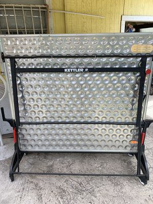Kettler USA Ping Pong Table for Sale in San Antonio, TX