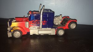 Transformers Movie Optimus Prime Leader Class 2007 for Sale in New York, NY
