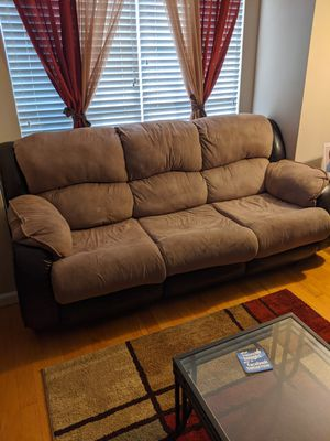 3 Piece Couch Set or Large Sectional. for Sale in Raleigh, NC