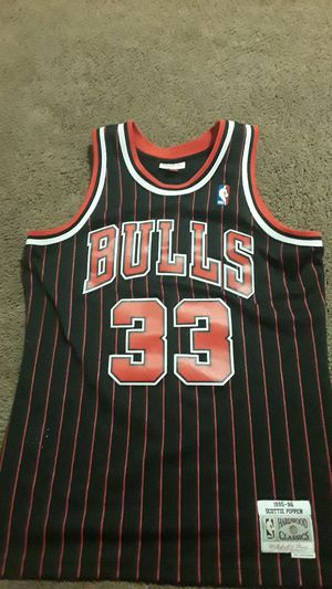 Bulls classic Pippen Jersey for Sale in Washington, DC