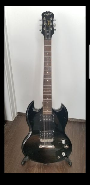 Epiphone SG Electric Guitar for Sale in Austin, TX