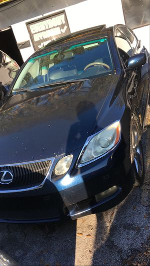 2006 Lexus GS 430 1500 down everyone approved for Sale in Tampa, FL