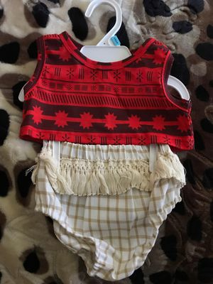 Moana baby outfit for Sale in Imperial Beach, CA