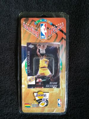 LOS ANGELES LAKERS KOBE BRYANT TRADING PIN for Sale in Lynwood, CA