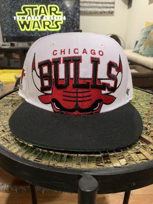 Chicago Bulls Hat, 47 Brand for Sale in Hawaiian Gardens, CA