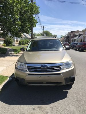 SUBARU FORESTER 2009 5SPD BEST DEAL for Sale in Queens, NY
