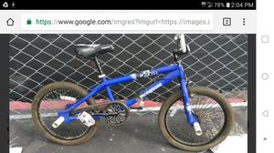 Mongoose bmx bike for Sale in Norfolk, VA