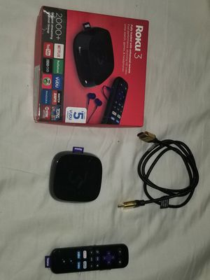 ROKU 3 for Sale in Coral Gables, FL