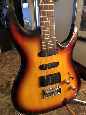 VINCI GUITAR Electric Guitar SIGNATURE Excellent Condition Under $100 for Sale in Gilbert, AZ