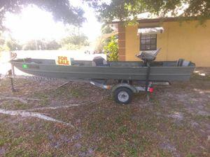 Jon Boat for Sale in Avon Park, FL