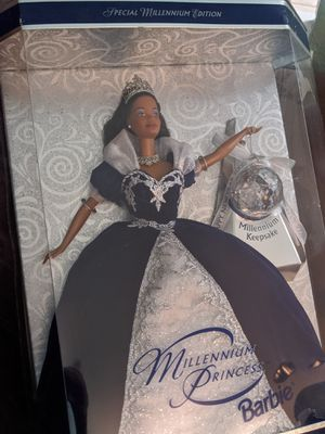 Special Millennium edition African American Barbie for Sale in Dallas, TX