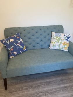 West Elm Love Seat for Sale in Austin,  TX