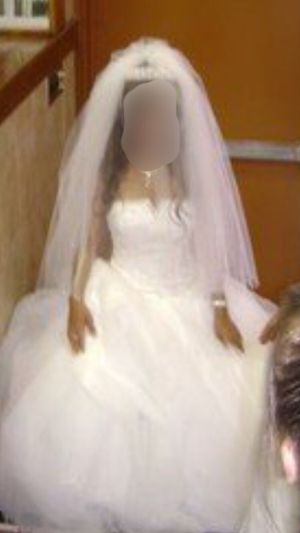 Princess Wedding dress for Sale in Kissimmee, FL
