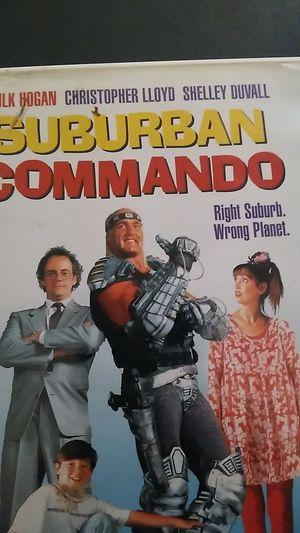 Suburban commando DVD for Sale in Sprouses Corner, VA